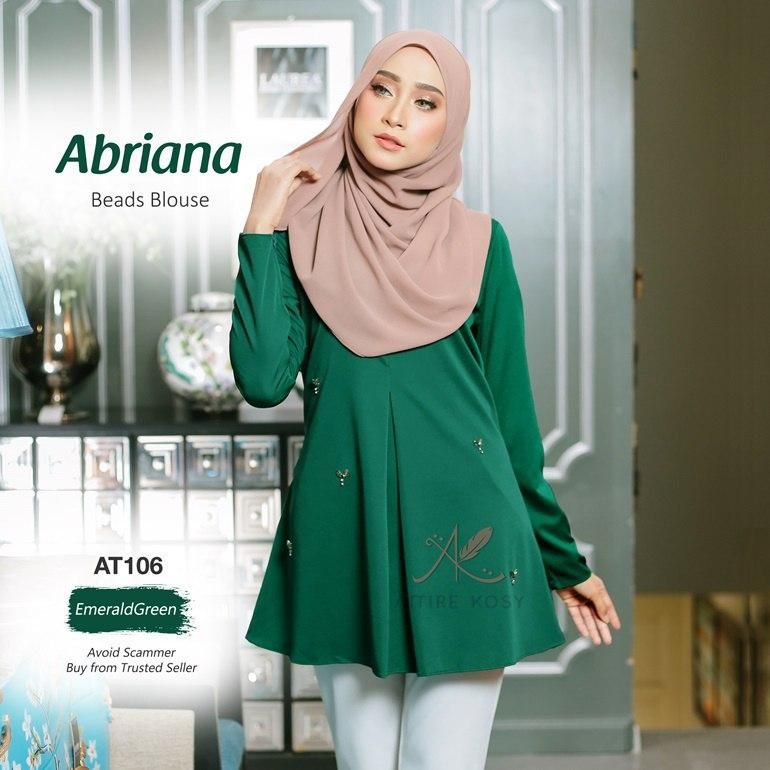 blouse plain hijau emerald green plus size 5xl terkini 2020